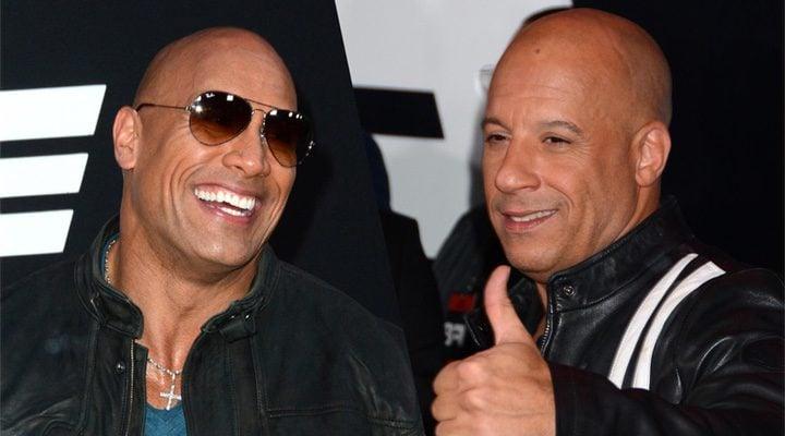 '¿Termina el enfrentamiento entre Dwayne Johnson y Vin Diesel?'