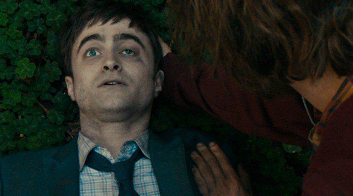 El cadáver de Daniel Radcliffe en 'Swiss Army Man'