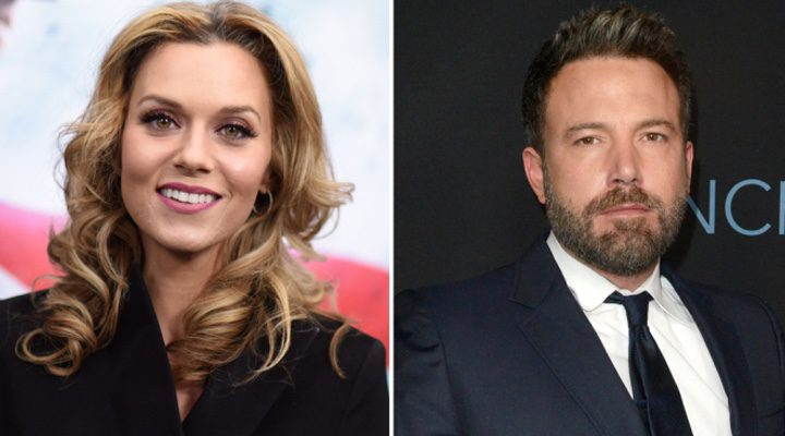 Hilarie Burton vs Ben Affleck