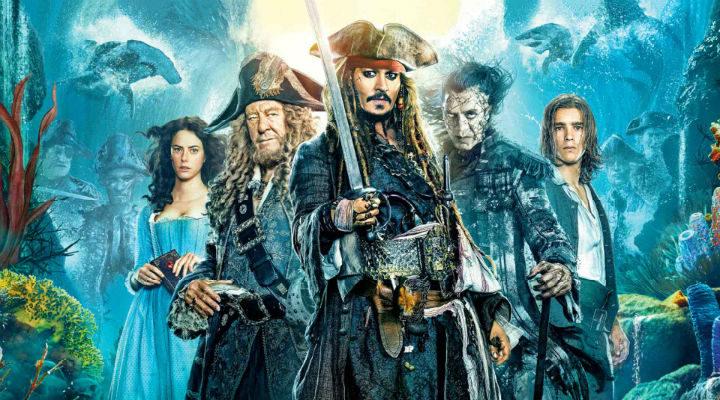 'Piratas del Caribe: la venganza de Salazar'
