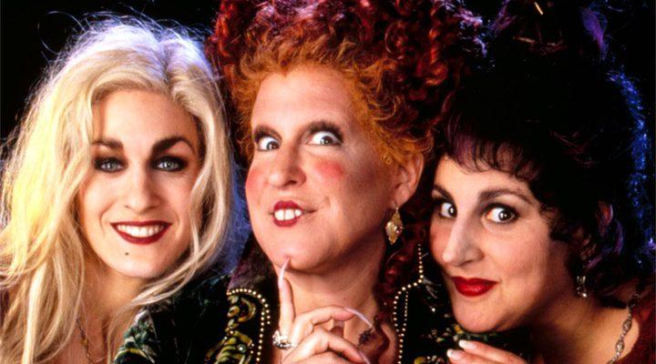 'El proyecto original de 'El retorno de las brujas' tenía un tono más oscuro y terrorífico'