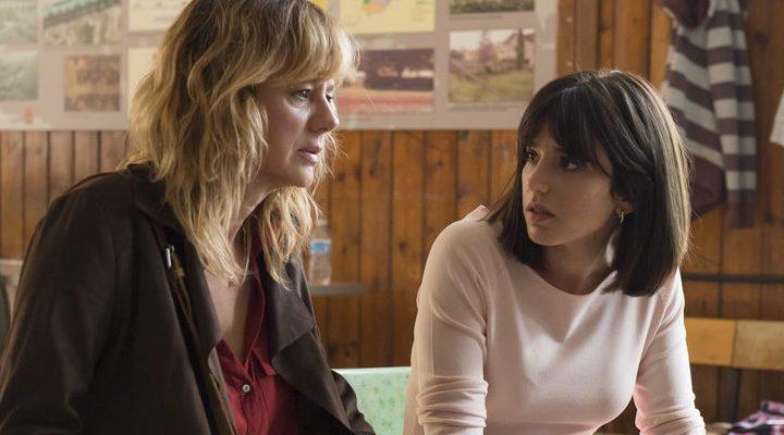 Emma Suárez </p><p>y Marina Salas en 'La Zona'