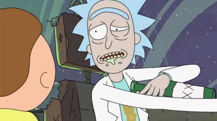 Rick y Morty\': Los creadores improvisan una escena en este genial ...