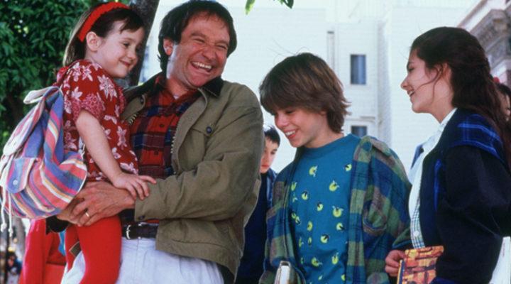 'Señora Doubtfire, papá de por vida'