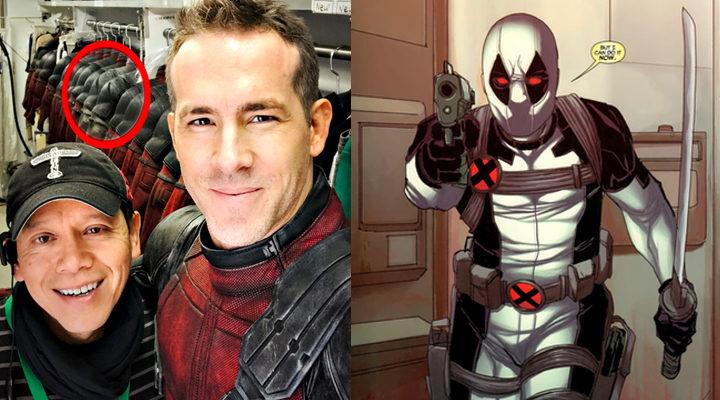 'Unos nuevos trajes de Deadpool disparan la especulación'
