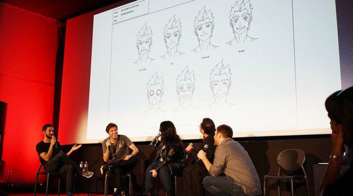 Presentación de 'Virtual Hero', la serie de ElRubius, en el Spoiler Fest