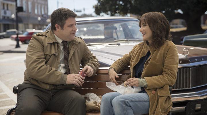 Sean Astin y Winnona Ryder en 'Stranger Things