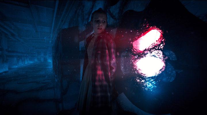 Eleven, segunda temporada de 'Stranger Things'