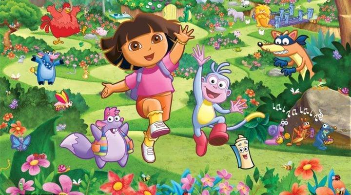 'Dora, la exploradora'