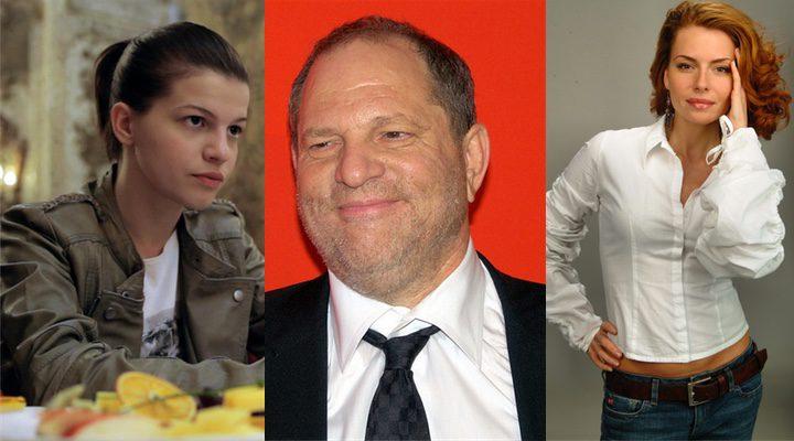 'Dos actrices rusas se han manifestado públicamente a favor de Harvey Weinstein'