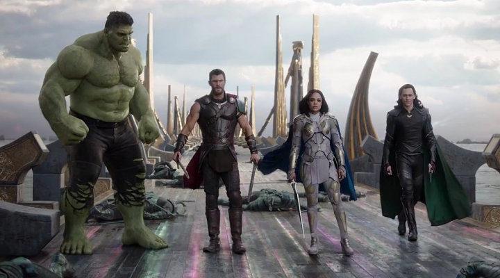 Personajes de 'Thor: Ragnarok'