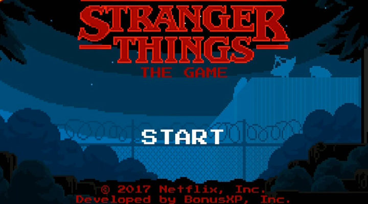 'Stranger Things: The Game''