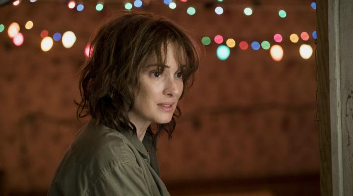 Winona Ryder como Joyce en 'Stranger Things'
