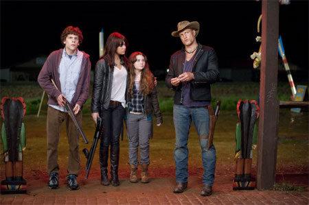 Imágenes oficiales de 'Zombieland'