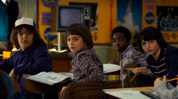 'Stranger Things' imagen de la segunda temporada