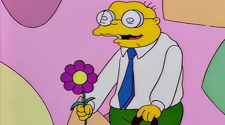 Los Simpson La Escena Eliminada Que Cambiaba A Hans Topo Por Completo Ecartelera