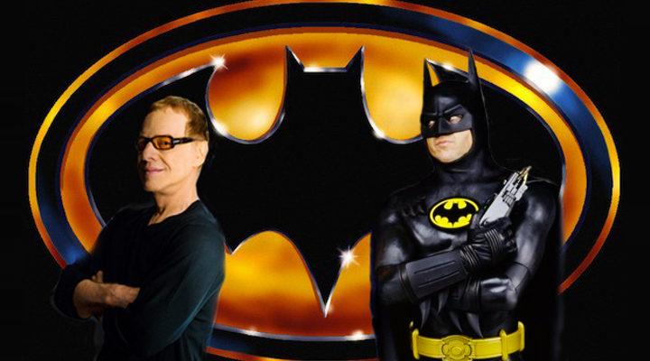 Danny Elfman y Batman