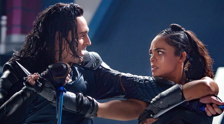 Loki y Valkyrie