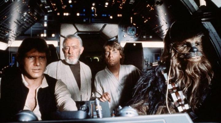 'Star Wars: Una nueva esperanza