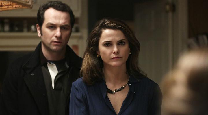 Matthew Rhys y Keri Russell en 'The Americans'