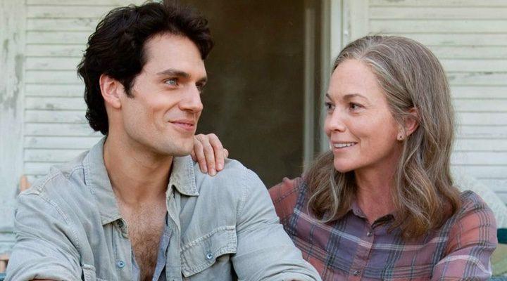 Clark and Martha Kent