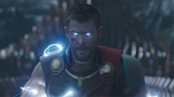 ''Thor: Ragnarok' sigue siendo el número uno de la taquilla española'