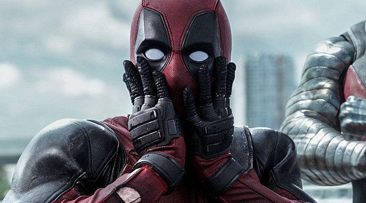 Ryan Reynolds como 'Deadpool'