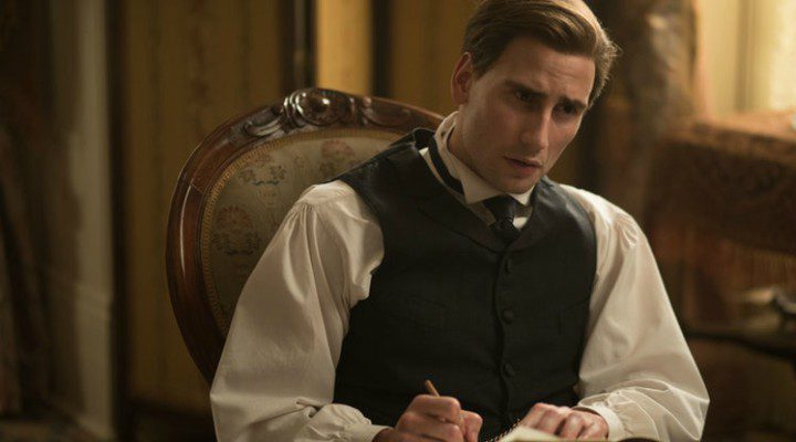 Edward Holcroft encarna a el doctor Jordan en 'Alias Grace'