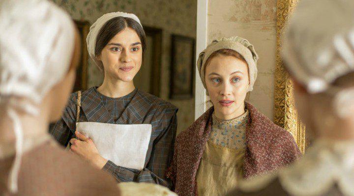 Mary Whitney y Grace Marks, personajes femeninos de 'Alias Grace'