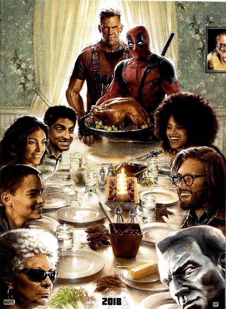Primer póster de 'Deadpool 2'