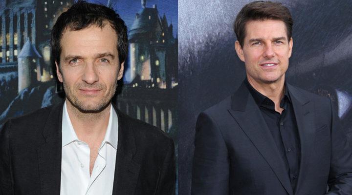 David Heyman y Tom Cruise
