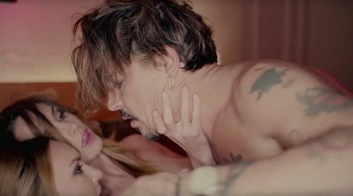 Johnny Depp en 'Kill4Me'