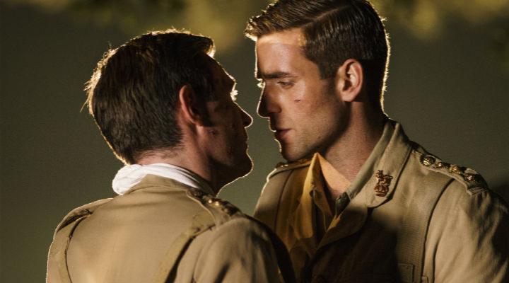 James McArdle y Oliver Jackson-Cohen