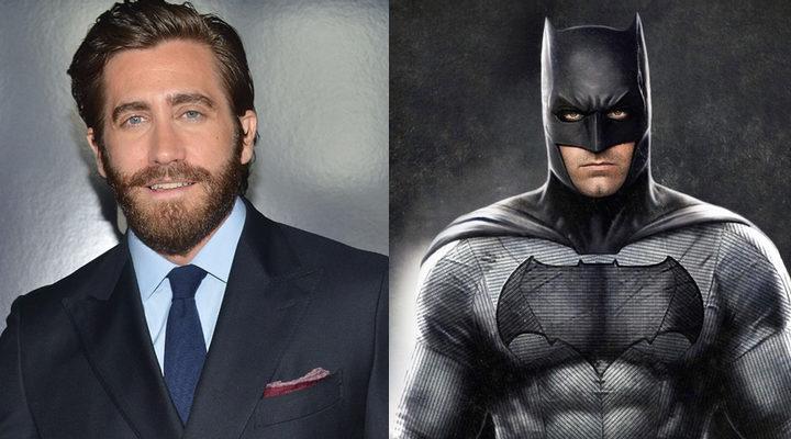 Jake Gyllenhaal </p><p>posible nuevo Batman
