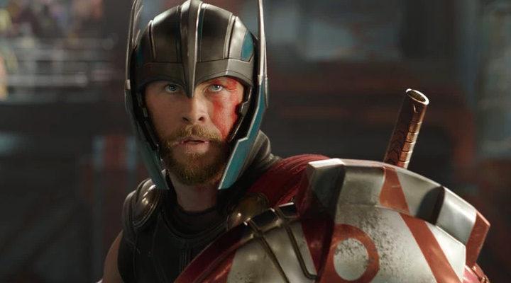 Fotograma de 'Thor: Ragnarok'
