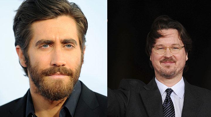 Jake Gyllenhaal y Matt Reeves