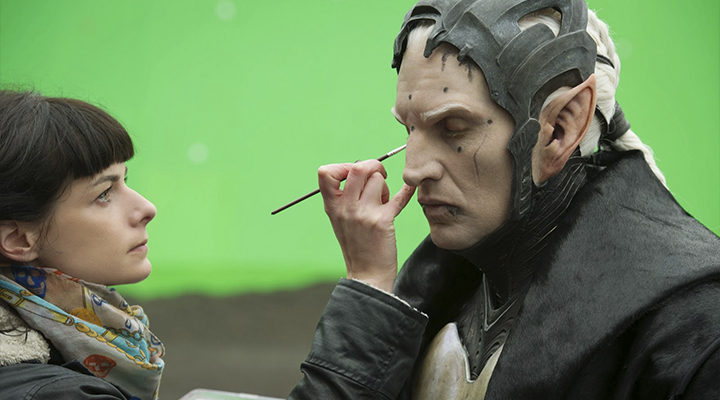 Christopher Eccleston en Thor