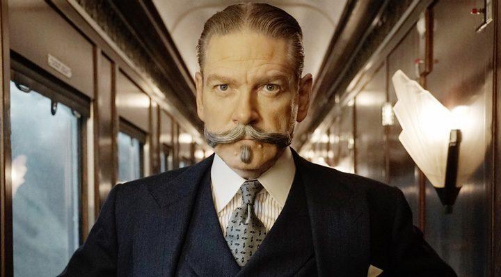 Kenneth Branagh en 'Asesinato en el Orient Express'