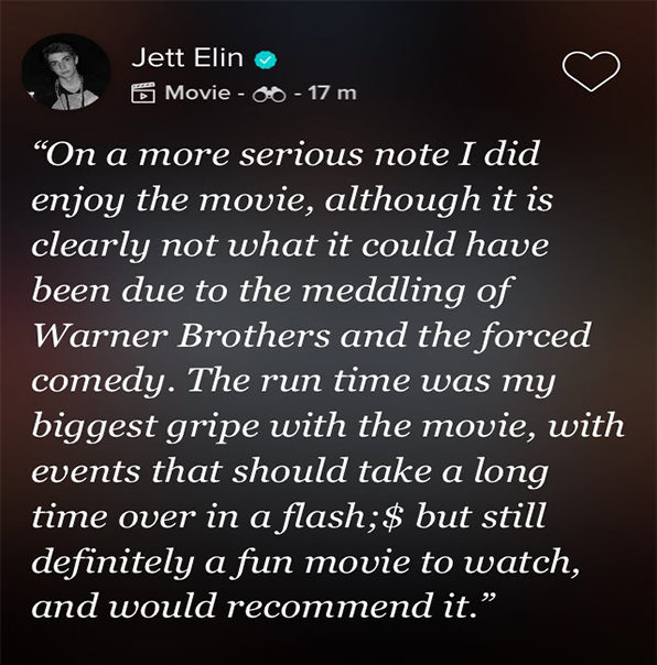 Jett Elin en Vero