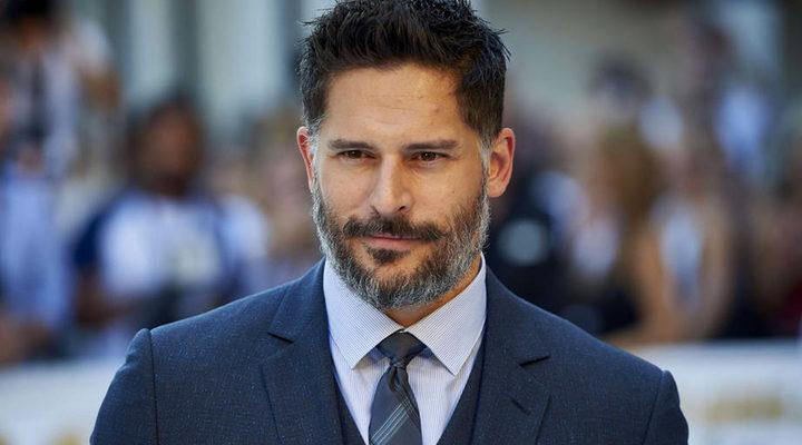 El actor Joe Manganiello