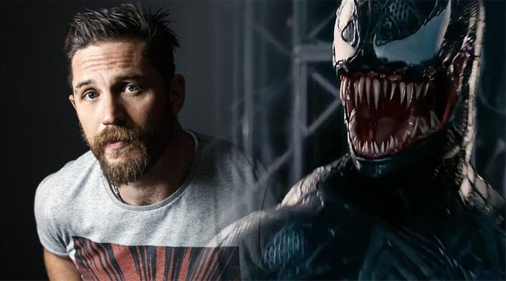 Tom Hardy' Venom'