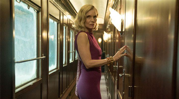 ''Asesinato en el Orient Express' es el número uno de la taquilla española'