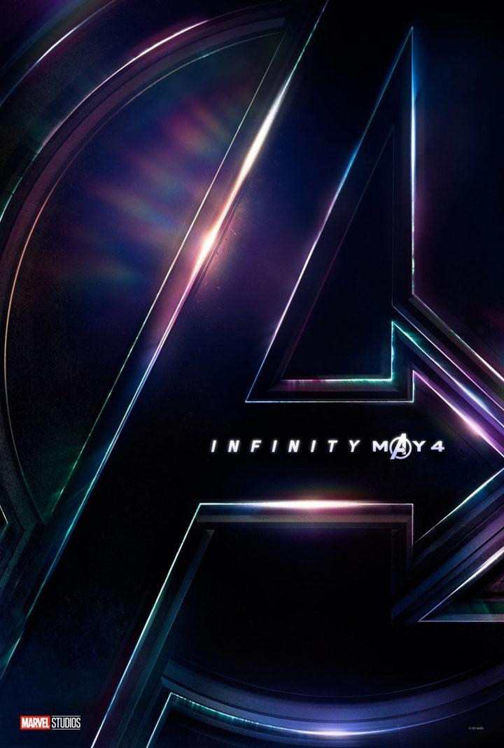 Póster 'Vengadores: Infinity War'