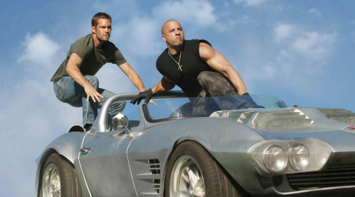 Paul Walker y Vin Diesel