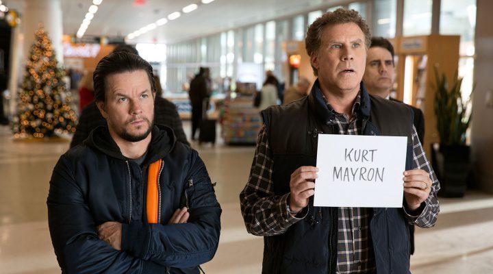 Will Ferrell y Mark Wahlberg en Dos padres por desigual