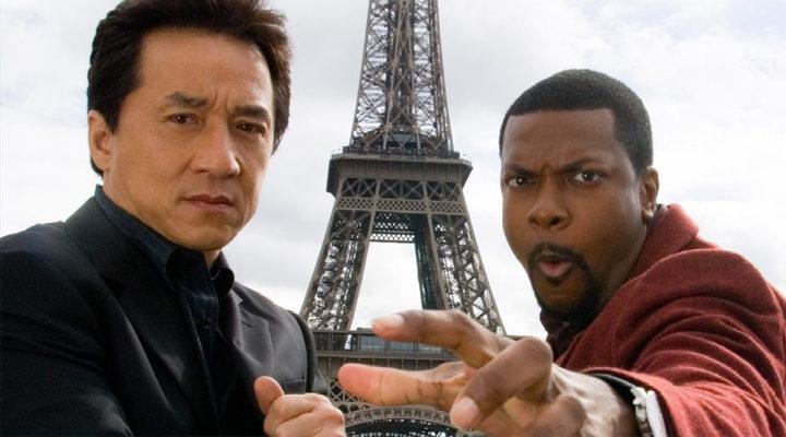 Jackie Chan en 'Hora punta'