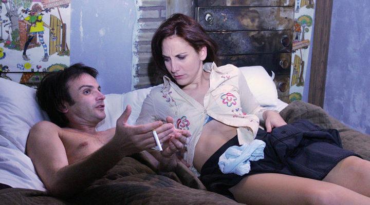 Malena Alterio y Fernando Tejero en 'Aquí no hay quien viva'