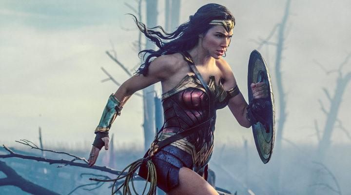 Fotograma de 'Wonder Woman'