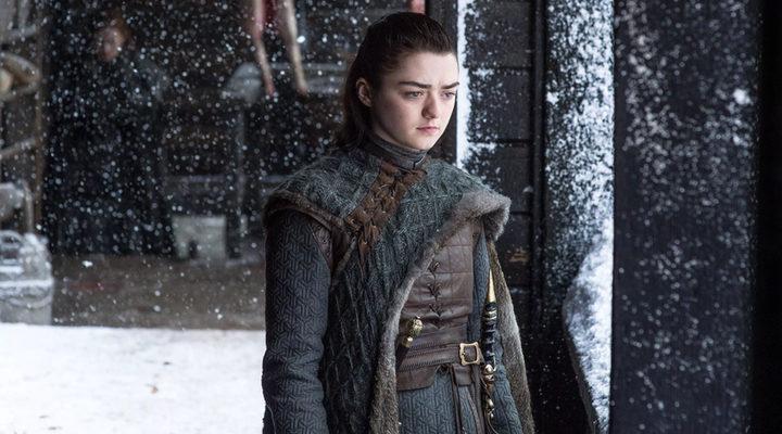 'Maisie Williams recuerda su primer día como Arya Stark en 'Juego de Tronos''