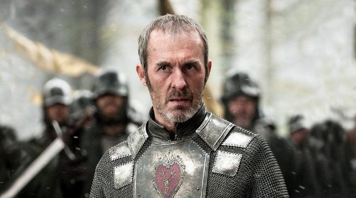 Stephen Dillane como Stannis Baratheon
